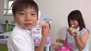 Rika-Chan Convenience Store Oshitsu And Registers Shopping Games Store Shop Gokko Toy Kun Nyan Chan