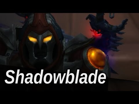 The Work of the Uncrowned (Rogue Order Campaign Finale) - World of Warcraft