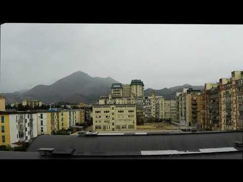 Palermo giorno 19 time lapse quarantena corona virus