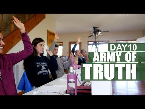 Daty 10- Army Of Truth