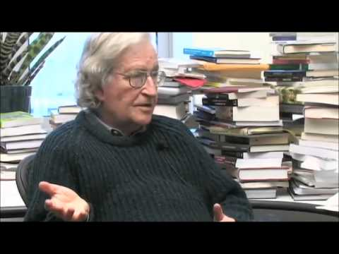 Democracy in the Workplace -- Noam Chomsky