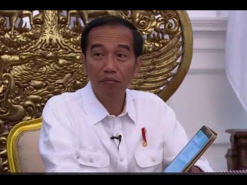 Jokowi: Indonesia Kecam Serangan Israel Ke Rumah Sakit