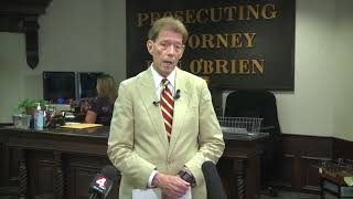 Franklin County Prosecutor Ron O'Brien offers details about the chi...