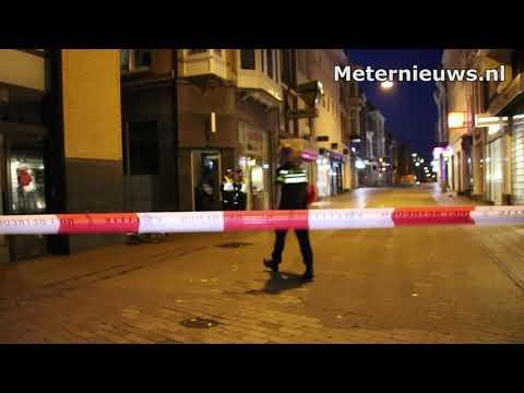 Ernstig gewonde na steekincident in Groningen