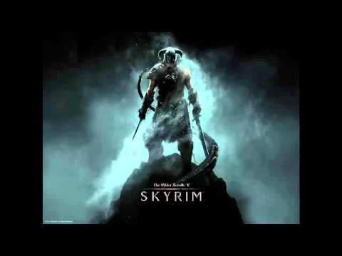 10:03:17 Hours of Skyrim main Theme Song !