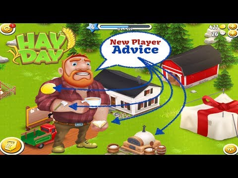 Hay Day - New Player Advice