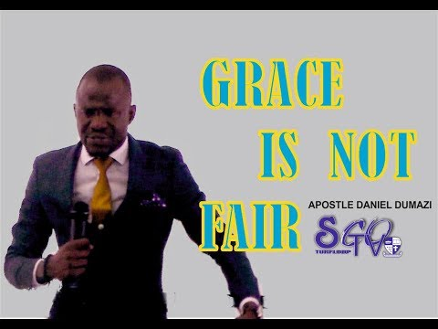 GRACE IS NOT FAIR @SCO University of Limpopo by Daniel Dumazi