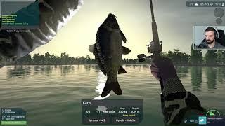 Ultimate Fishing Simulator #2 - Polowanie na SZCZUPAKA!