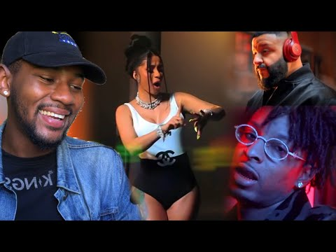 Dj Khaled - Wish Wish ft Cardi B 21 Savage   🔥 REACTION