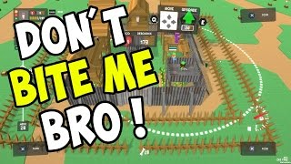 New Update! Girl Scout is BEAST! - Ep. 5 - Let's Play Don't Bite Me Bro Gameplay