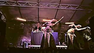 Carola Apsara & Lakita perform with Temple Step Project @ Earth Frequency 2014