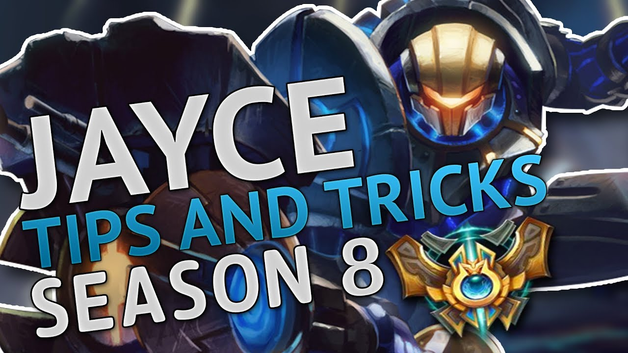 League of legends jayce build season 5
