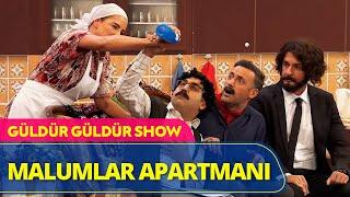 Güldür Güldür Show – Malumlar Apartmanı: 1,2,3,4…