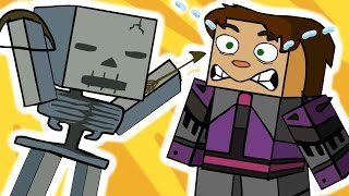 Minecraft Story Mode 5 (Funny Animation) thumbnail