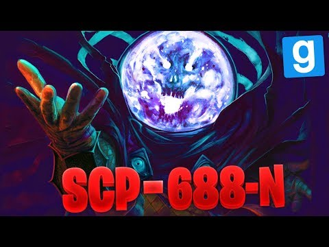 SCP RP // SCP-688-N, MYSTERIO L'HYPNOTISEUR ! - Garry's Mod thumbnail