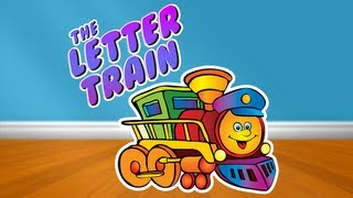 Alphabet Train: Learning Letters and Phonics with ABC Kids Songs