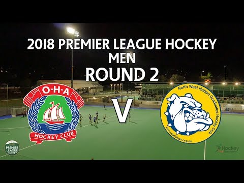 OHA v North West Graduates | Men Round 2 | Premier League Hockey 2018