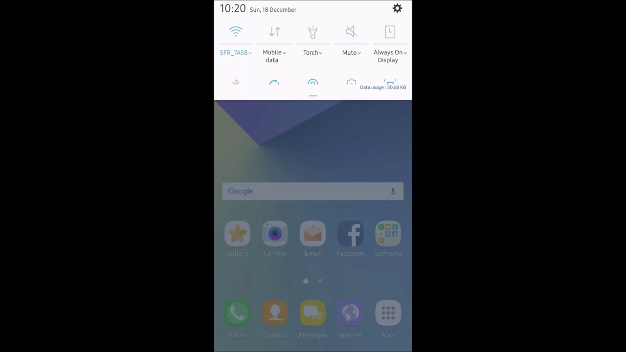 Samsung Galaxy S5 Port Note 7 / Android N Nougat 7 0 Style Rom