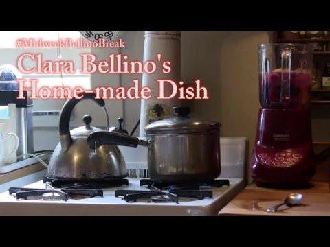 #MidweekBellinoBreak - Organic Foods with Clara Bellino