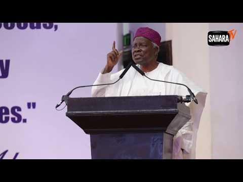 Nigeria Is On The Verge Of Break-Up, Claims Prof. Banji Akintoye