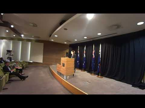 PM's Press Conference 12/2/18: State Services, State Schools, States of War