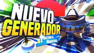 NEW GENERATOR OF CHAPES IN COLOSAL COMMERCIAL CENTER!! | FORTNITE
