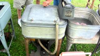 The History of Washing Machines