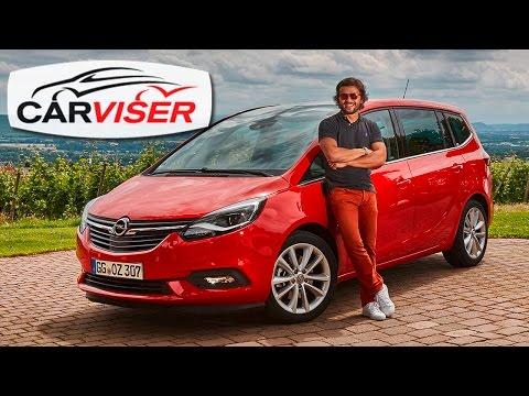 Opel Zafira 2016 Test Sürüşü