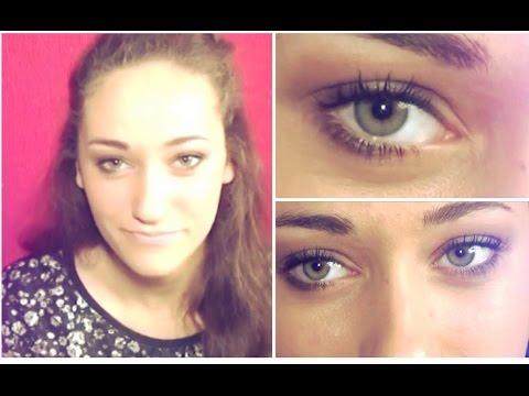 tutoriel maquillage 15 faire ressortir ses yeux vert youtube. Black Bedroom Furniture Sets. Home Design Ideas