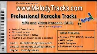 Ghodi pe hoke sawar - Rafi KarAoke - www.MelodyTracks.com