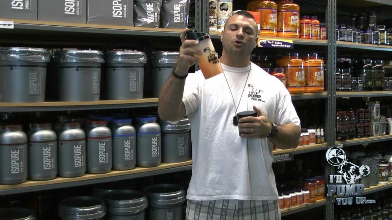iForce Nutrition Compete Supplement