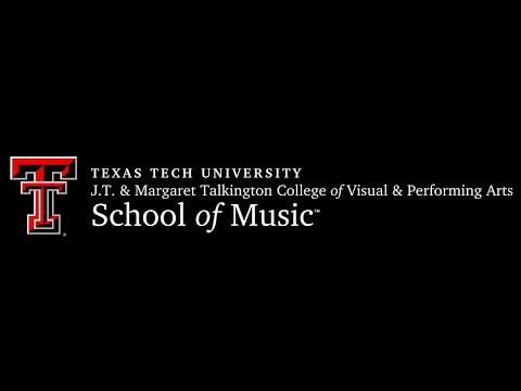 TTU SoM Trombone Studio Recital #01 - Fall 2020