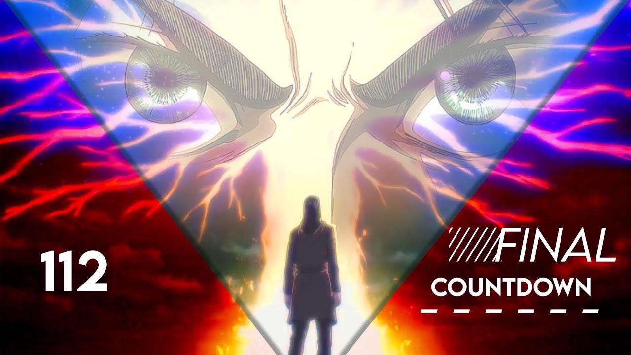 【AMV】Final Countdown || Attack on Titan || Final Season ...