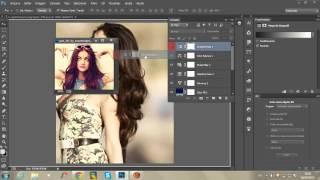 Como baixar e usar um PSD - Photoshop cs6 - Tutorial