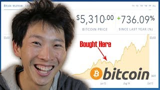 I told you to buy Bitcoin