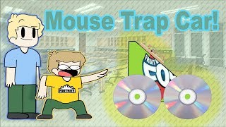 My Mousetrap Car Racing Experience