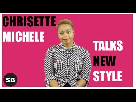 Chrisette Michele | Being Natural