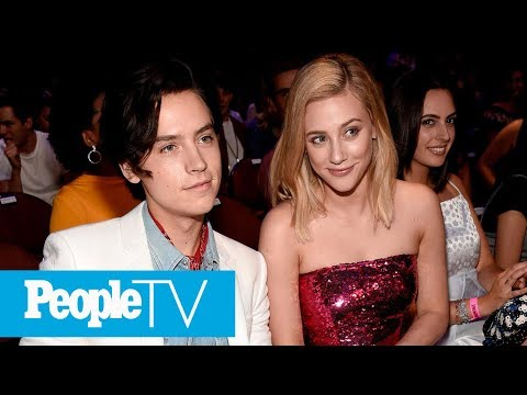 Cole Sprouse, Lili Reinhart, Nina Dobrev & More Wowed Sunday's TCA Red Carpet  PeopleTV