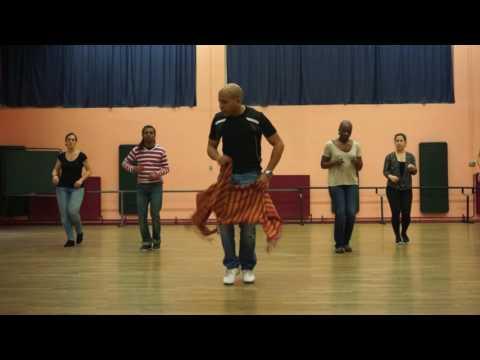 Cours de Salsa con Afro a Paris
