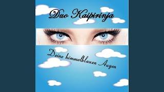 Deine himmelblauen Augen