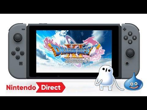 ドラゴンクエストXI 過ぎ去りし時を求めて S [Nintendo Direct 2019.2.14]