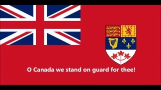 O Canada National Anthem Instrumental