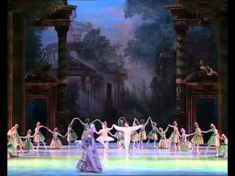 La Bella Durmiente   Sleeping Beauty   Tchaikovsky   Opera Paris 2000