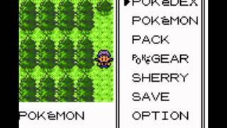 My Technique in Finding Entei (Pokemon Crystal)
