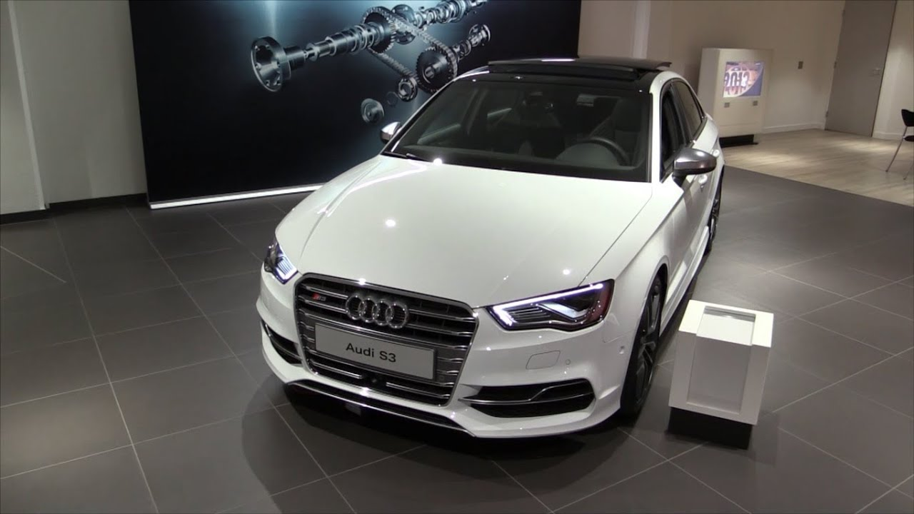 Audi S3 2016 In Depth Review Interior Exterior Youtube