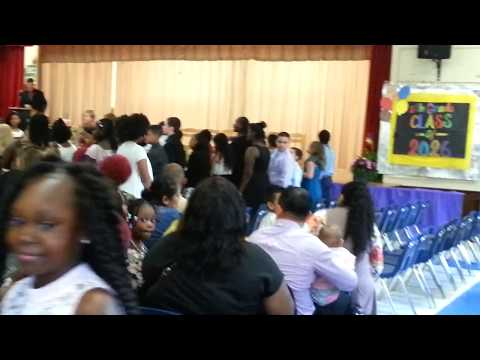 Larrymore Elementary School Fifth 5th Grade Graduation - LILLY FREEZE (Part #1)