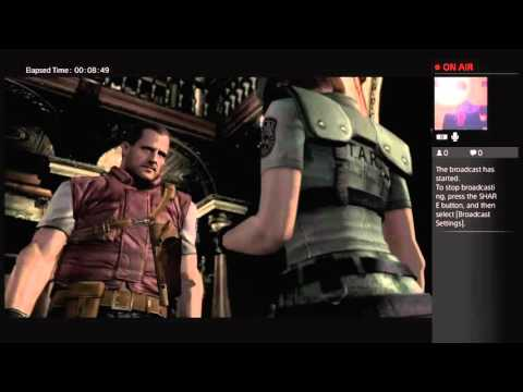 Winkyco gaming presents resident evil