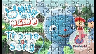Messy Goes to Okido Nursery Jigsaw Puzzles - Puzzle Kid
