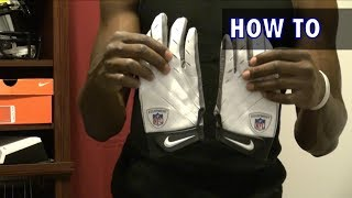 How to Wash Football Gloves - Ep. 103