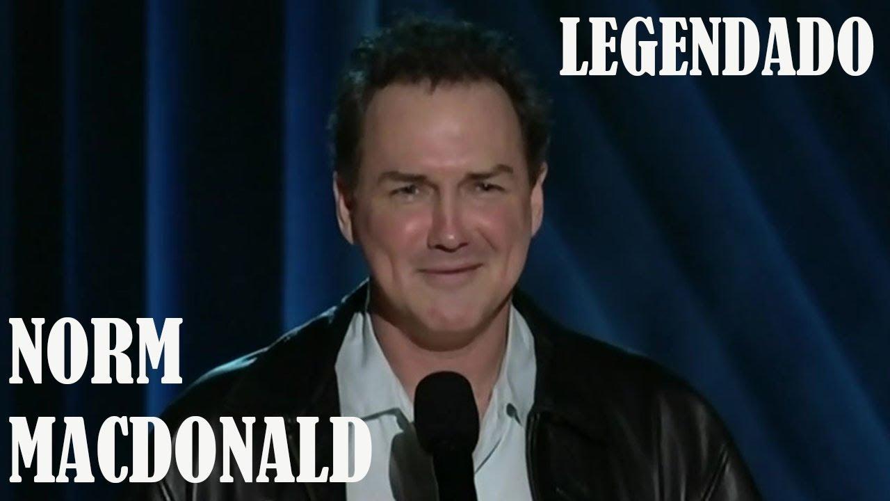 Norm Macdonald - Cova Rasa (Legendado)